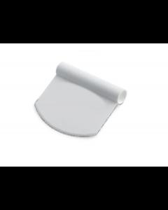 1 Coupe pâte PVC Blanc