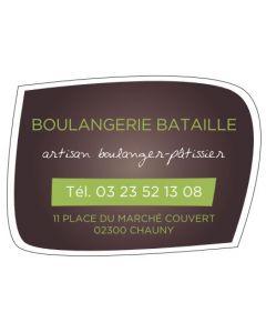 Lot - Étiquettes Adhésives Rouleau 6x4cm