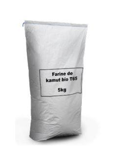 Farine de Kamut Bio T65 - 5kg