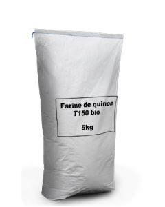 Farine de Quinoa T150 Bio - 5kg