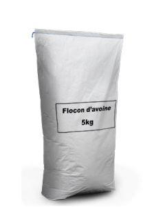 Flocons d'avoine - 5kg