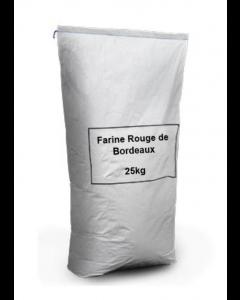 SDA Farine Rouge de Bordeaux T80 - 25 kg