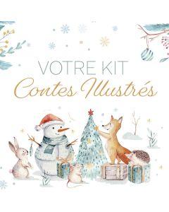 Kit boutique - Contes Illustrés