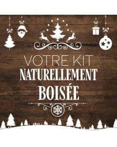 Kit boutique - Naturellement Boisée
