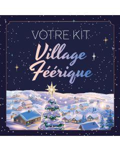 Kit boutique - Village Féérique