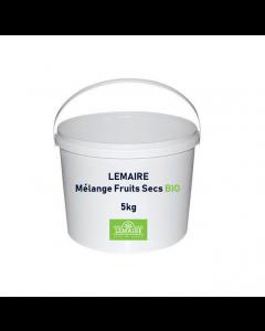 Lemaire Mélange Fruits Secs BIO - 5kg