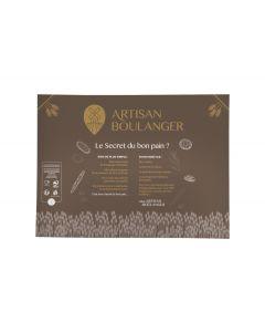 Lot de 2600 - Mousseline Feuille Artisan Boulanger 30x40