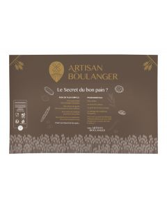 Lot de 1300 - Mousseline Feuille Artisan Boulanger 60x40