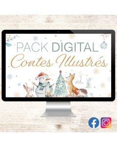 Pack Digital - Contes Illustrés