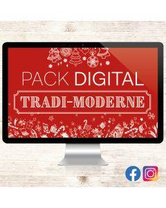 Pack Digital - Tradi-Moderne